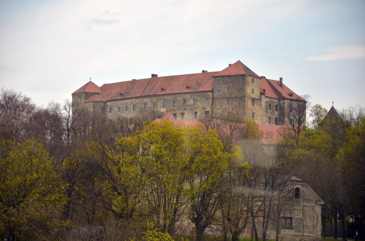 Die Burg Neulengbach in Niederösterreich